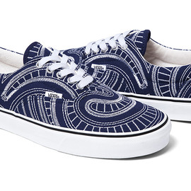 SUPREME × VANS - Supreme Vans Spring 2014 collection Era 003