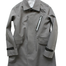 MINOTAUR - WATERPROOF 3LAYER GABARDINE COAT