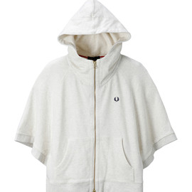 Fred Perry - Poncho Parka (Oatmeal)