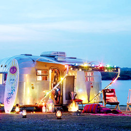 Airstream - Girly Camp Style
