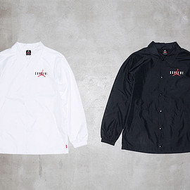 Supreme, Jordan - Coaches Jacket