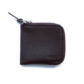bal - BAL/PORTER® THIN LEATHER Coin Case (dark brown)