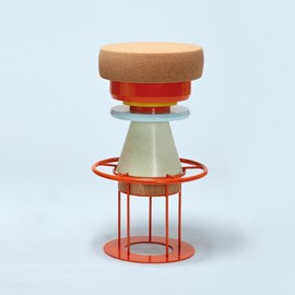 Note Design Studio, MATTER - Tembo Hyde Tall stool