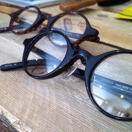 THE NERDYS × ayame - THE NERDYS × ayame ROUND GLASSES