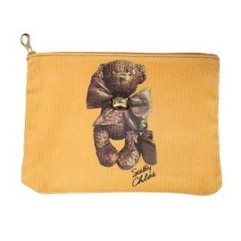 SEE BY CHLOE  -  TEDDY BEAR POUCH