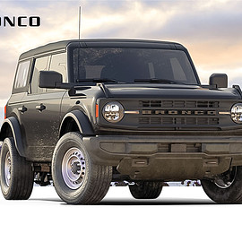 Ford - Bronco 2021