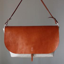 raregem - METO LEATHER FLAP LARGE