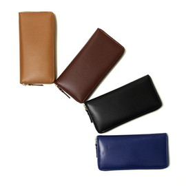 COMME des GARCONS Wallet - Long Round Zip Wallet