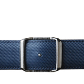 POSTALCO - Post Buckle Belt (Cobalt Blue)