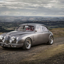 Jaguar - Mark 2 (Custom Model)