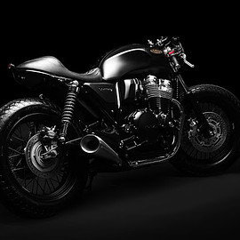 "South Garage Motor Co. - ""Hedo"" Honda CB 1100"