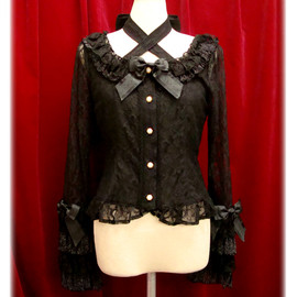 Princess sleeve bolero