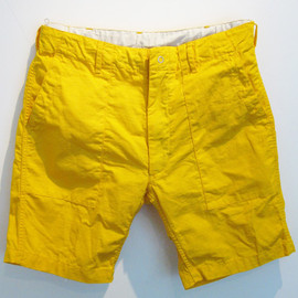 ENGINEERED GARMENTS - Fatigue Short - Cotton Ripstop
