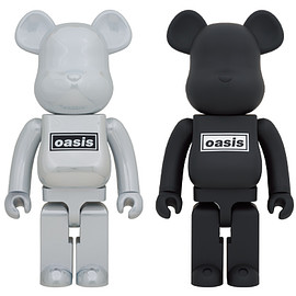 MEDICOM TOY - BE@RBRICK OASIS 1000%