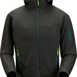 Arc'teryx - Hyllus Hoody Carbon Copy