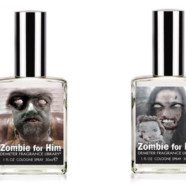 Demeter Fragrance Library - ゾンビ香水 Zombie for Him and Zombie for Her