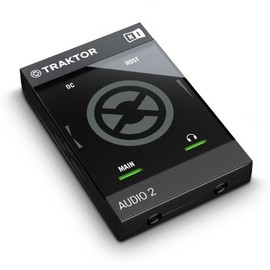 Native Instruments - TRAKTOR Audio 2 MK2