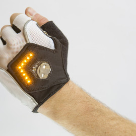 Zackees Turn Signal Gloves - Zackees Turn Signal Gloves