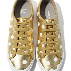 JUN WATANABE, Fred Perry - VINTAGE TENNIS SHOES~ZOZOTOWN LIMITED~