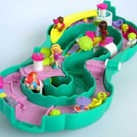 POLLY POCKET - POLLY POCKET