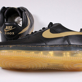 NIKE - Air Force 1 Low Shox - Crazy Uncle