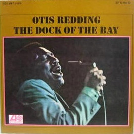 Otis Redding ‎ - The Dock Of The Bay (Vinyl,LP)
