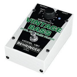 BEHRINGER - VB1 Vintage Dual Dynamic Filter