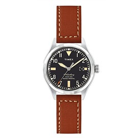 TIMEX, RED WING - WATERBURY 38MM WATCH