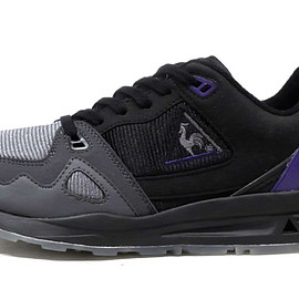 "le coq sportif - LCS R 1000 FEAR ""HALLOWEEN PACK"" BLK/C.GRY/PPL"