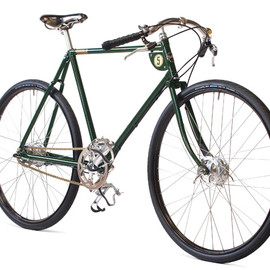 PASHLEY CYCLES - SPEED 5