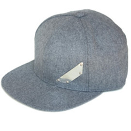 PHINGERIN - Plated Cap (light grey)