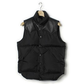 Rocky Mountain FeatherBed - DOWN VEST