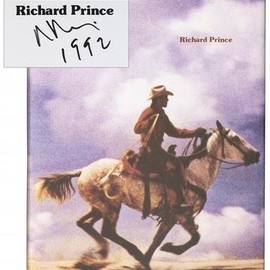 Richard Prince - Philips   whitney/abrams