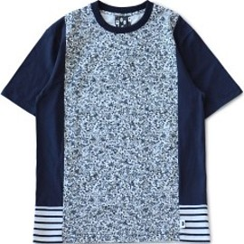 P.A.M. - Ditzy S/S Tee (ditzy navy)