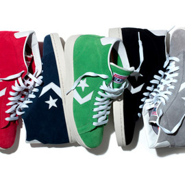 CONVERSE - 2012 Pro Leather Suede