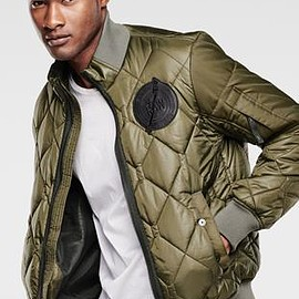 G-STAR RAW - Batt Quilted Bomber