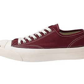 Converse Addict - Jack Purcell canvas maroon