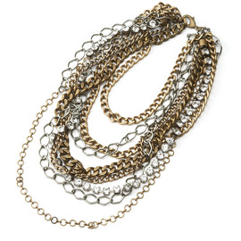 Octal Chain Necklace
