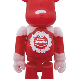 MEDICOM TOY - 2010 Xmas BE@RBRICK