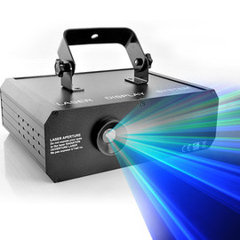 500mW RGB 3D Laser Projector with Full Color Animation DMX Link ILDA |