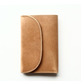 Whitehouse Cox - S7660 3FOLD WALLET/Natural Vintage Bridle