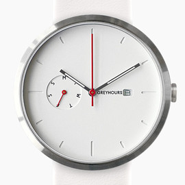 GREYHOURS - Essential / LIGHT HOURS (White)