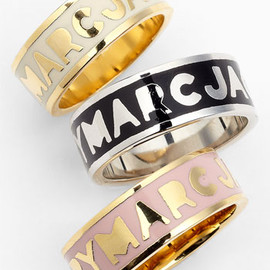 MARC BY MARC JACOBS - Classic Marc Band Rings