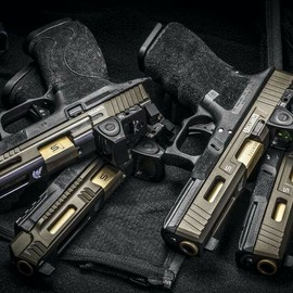 Salient Arms - Glocks and S&W M&Ps