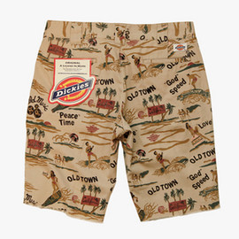Ron Herman - Dickies × Ron Herman ALOHA shorts