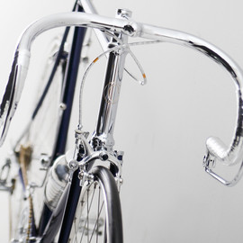 Cherubim  - Steel Master Custom Bicycle