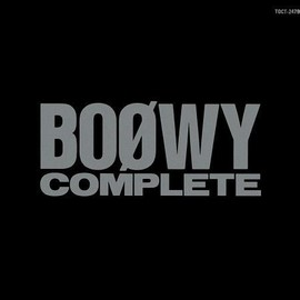 BOØWY - BOOWY COMPLETE ~21st Century 20th Anniversary EDITION