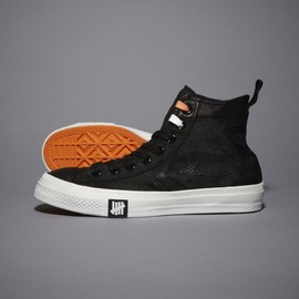 CONVERSE - Undefeated + Converse Ballistic Star Player High Black