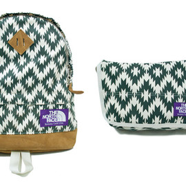THE NORTH FACE PURPLE LABEL - the-north-face-purple-label-green-messenger-bags-backpack