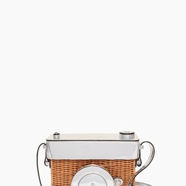 kate spade new york - GRAND TOUR WICKER CAMERA